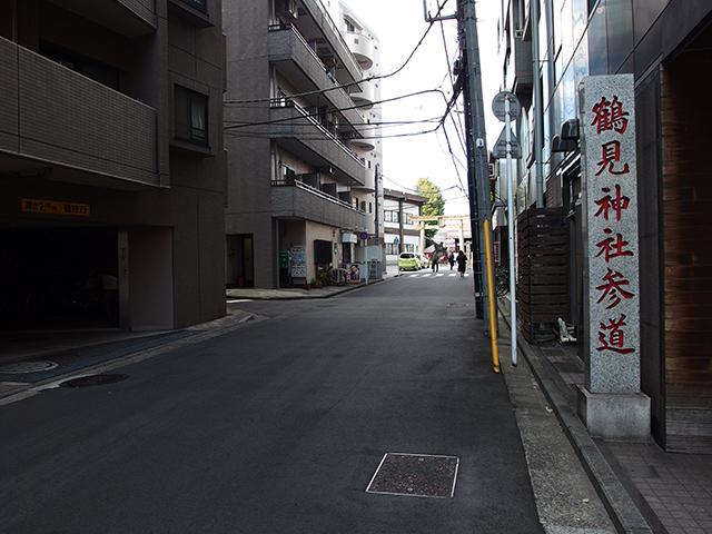 鶴見神社写真