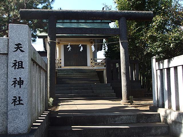 嶺天祖神社写真