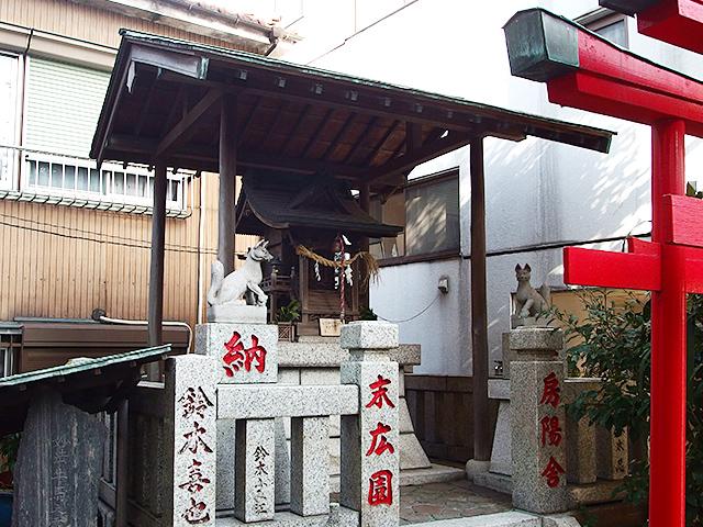箭弓稲荷神社(横浜市神奈川区)写真