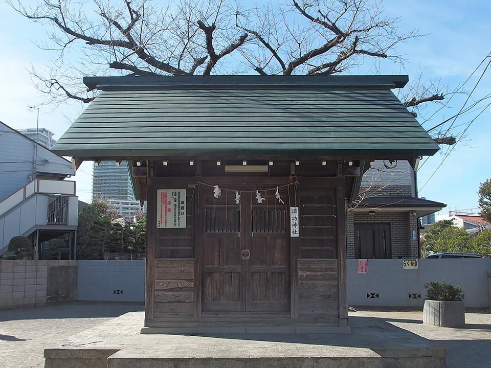 下丸子諏訪神社