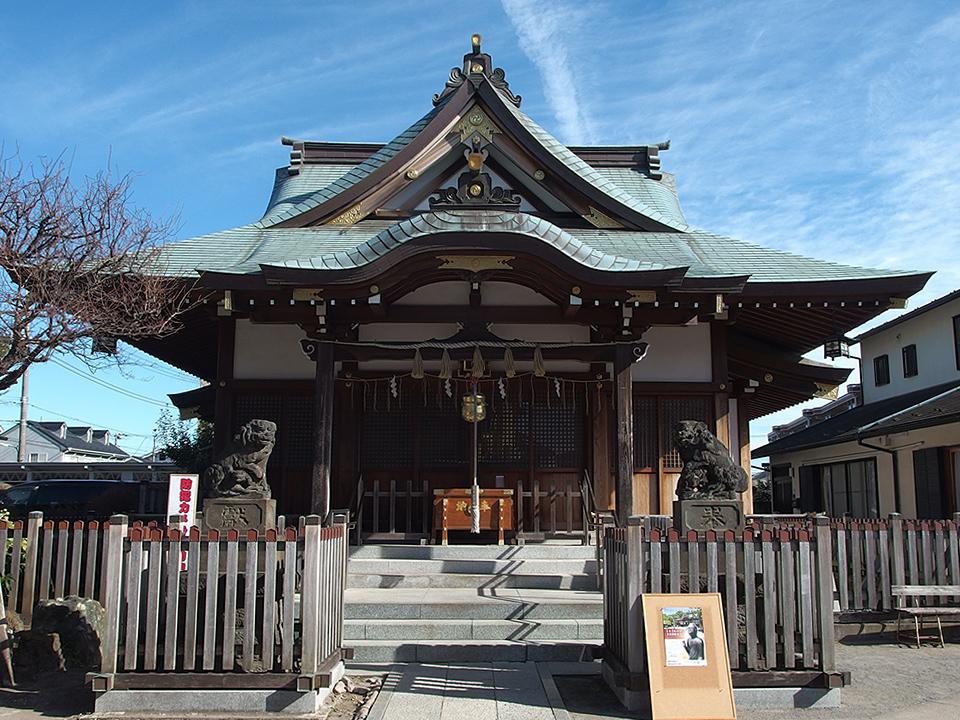 鵜ノ木八幡神社