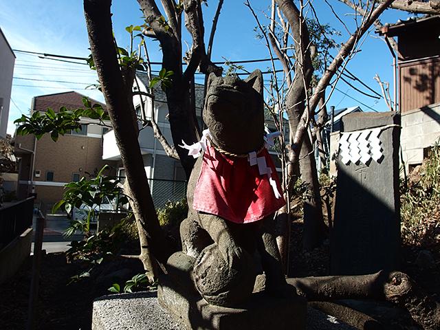 雪谷大塚稲荷神社写真