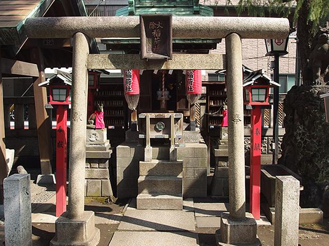 三島神社(下谷)写真
