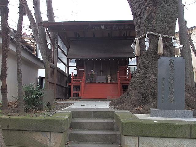 女塚神社写真