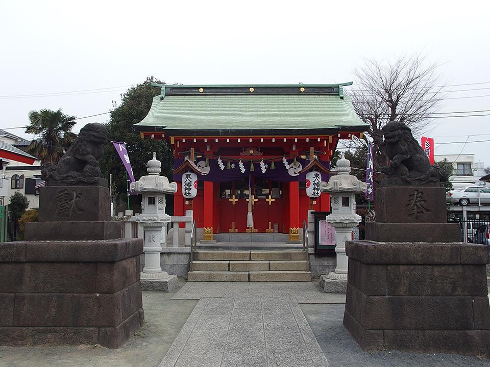 東八幡神社