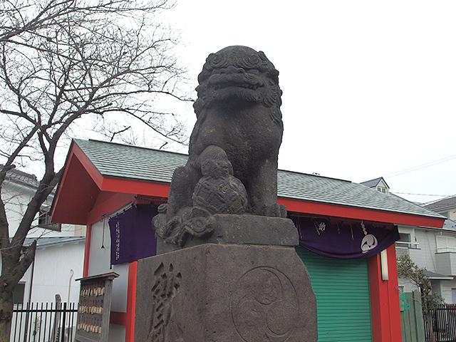 東八幡神社写真