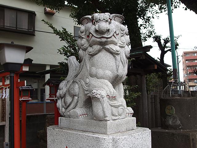 今泉神社(大田区)写真