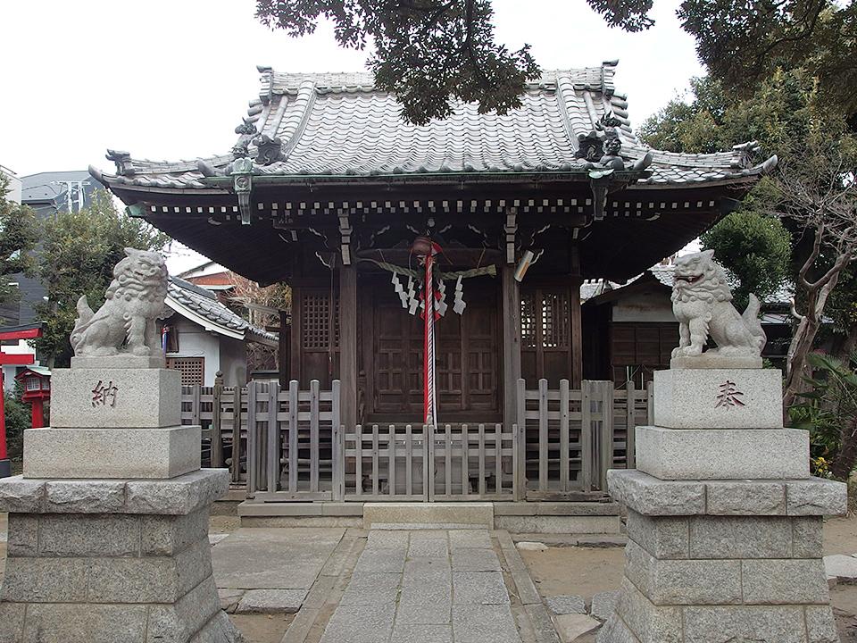 若宮八幡神社(大田区)