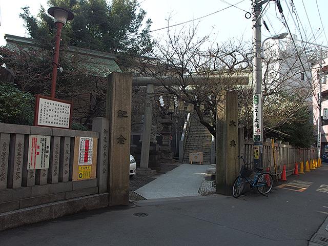 元三島神社写真