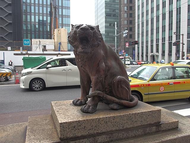 虎ノ門記念碑写真
