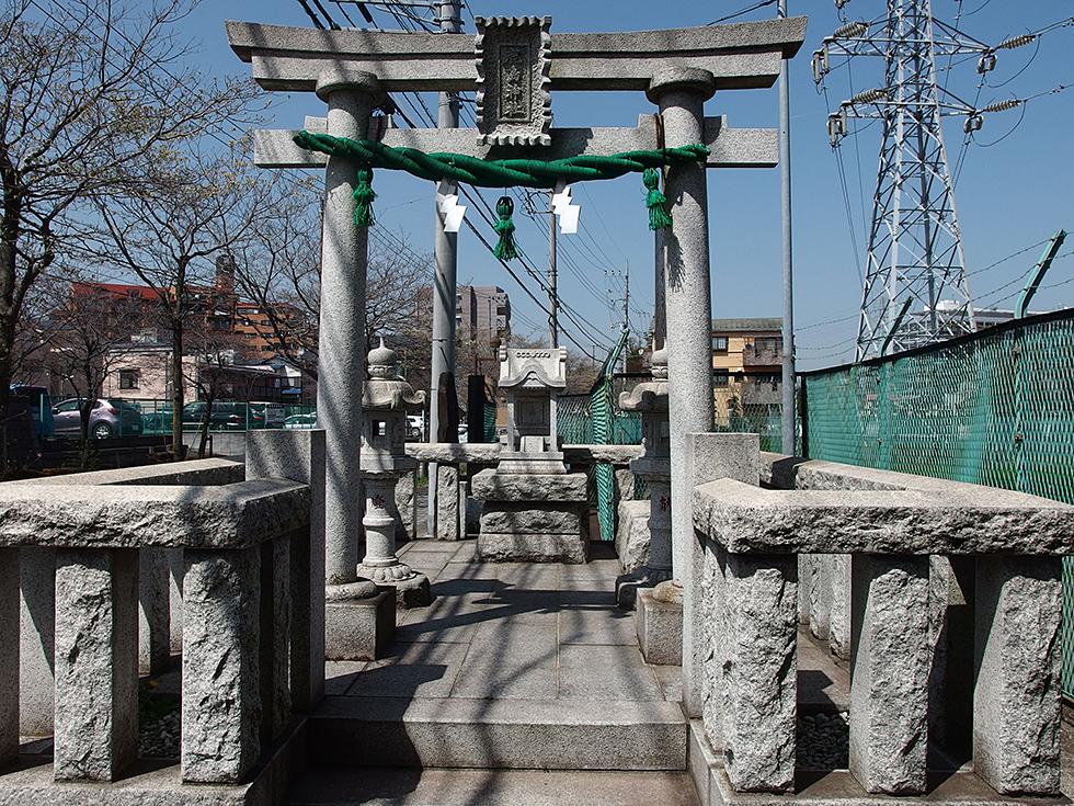 谷口鹿島神社元宮