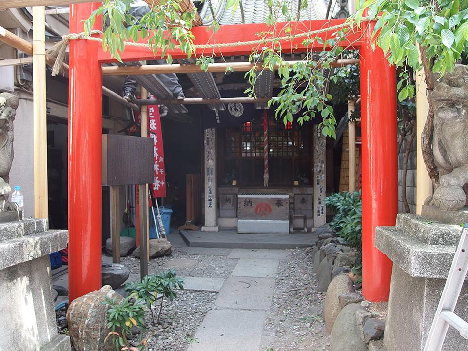 宝珠稲荷神社(中央区)