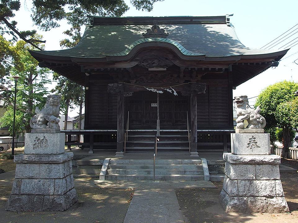 金森杉山神社