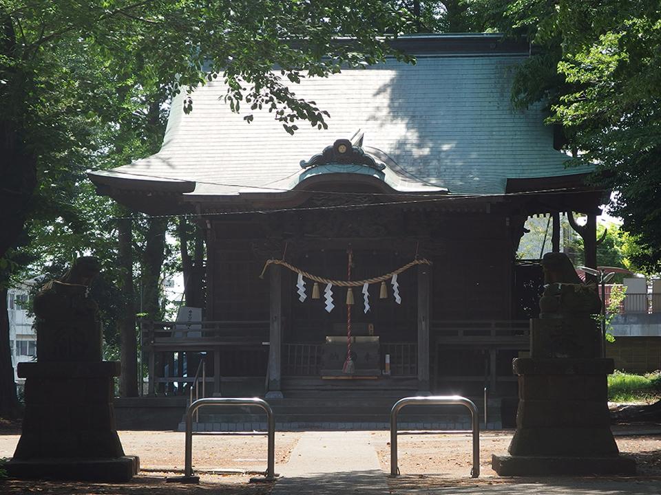 中和田長嶋神社