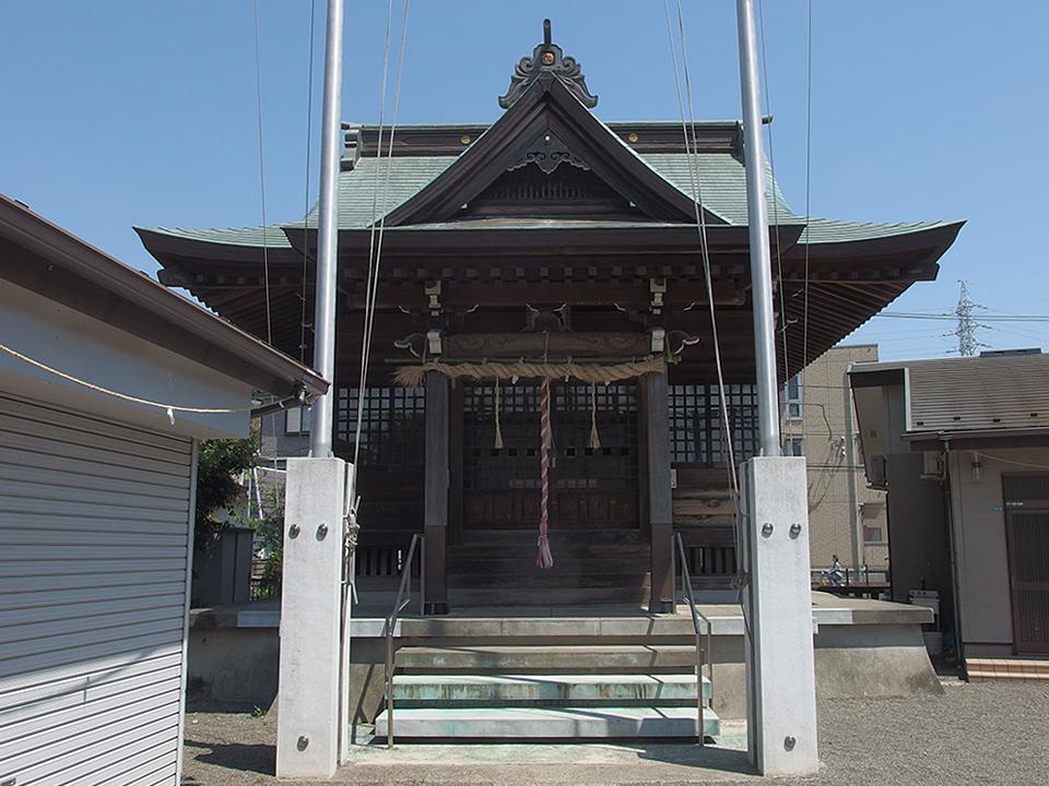 竹ノ内金山神社