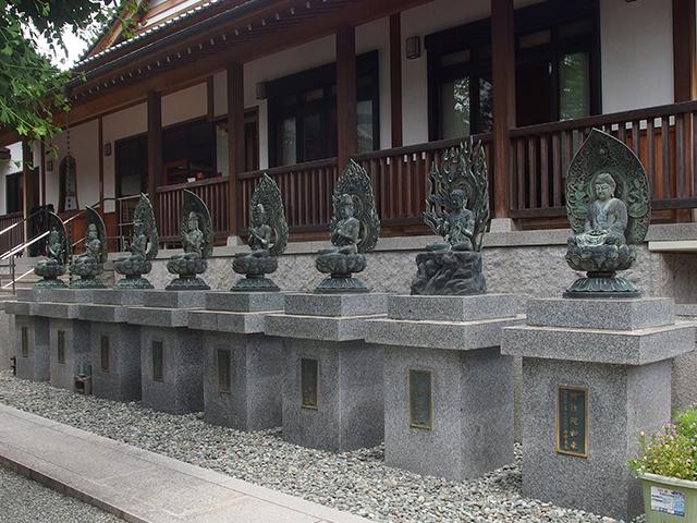 慈雲山大林寺写真