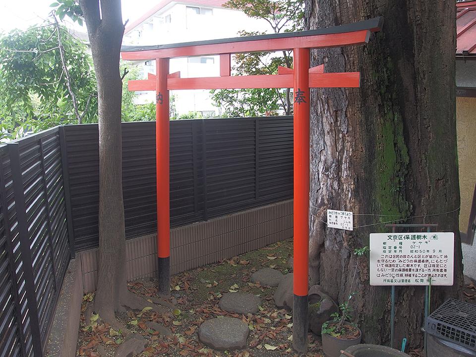 藤之森稲荷神社(文京区)