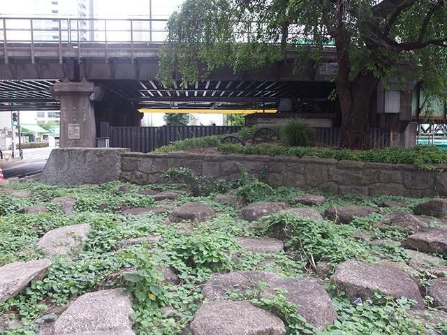 旧小石川見附跡写真