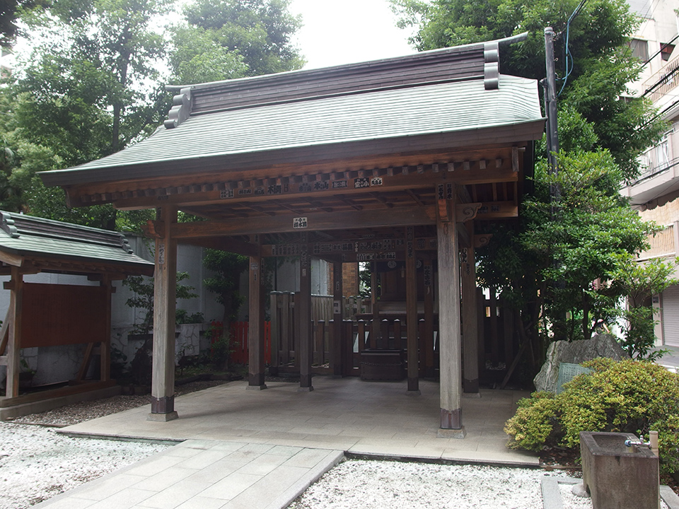 境稲荷神社(台東区)