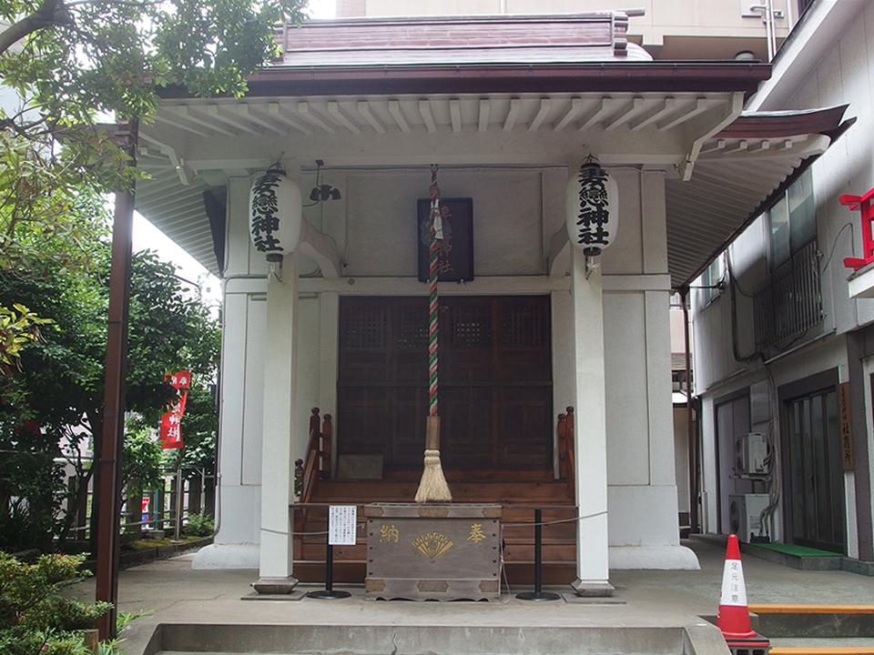 妻恋神社(文京区)
