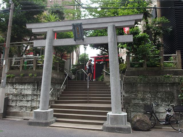 妻恋神社(文京区)写真