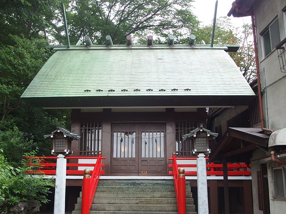 東山藤稲荷神社