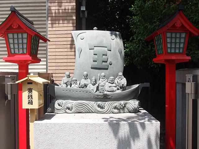 十番稲荷神社写真
