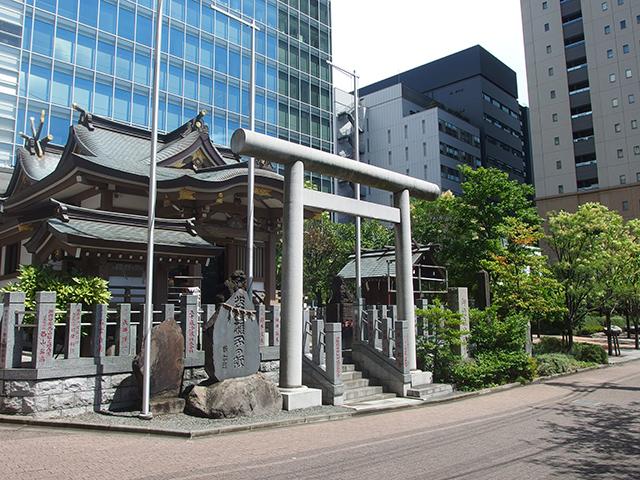御穂鹿嶋神社写真