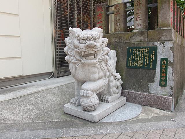 讃岐小白稲荷神社写真
