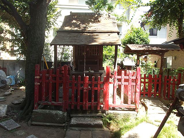 豊川稲荷神社(文京区目白台)写真