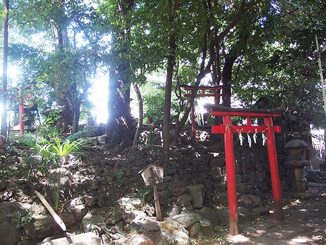 水稲荷神社写真
