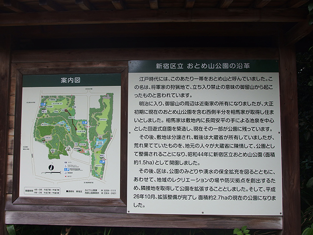 おとめ山公園写真