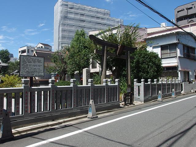 高田氷川神社写真