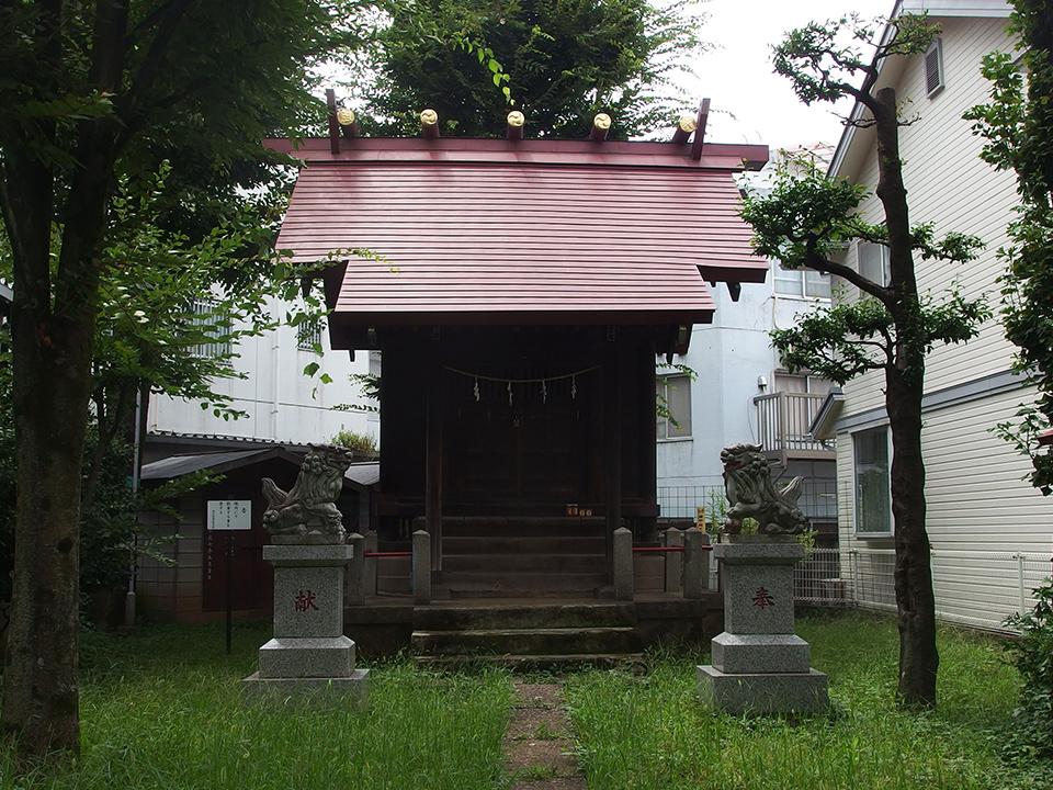 天祖神社(新宿区高田馬場)