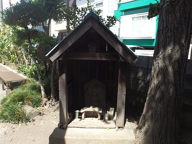 神明神社(川崎市幸区古川町)写真