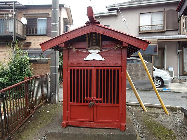 第六天社・古峯神社写真