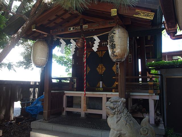 秋葉神社(港区北青山)写真