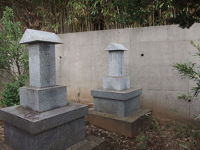 伏見正一位稲荷大明神(横浜市都筑区折本町)写真