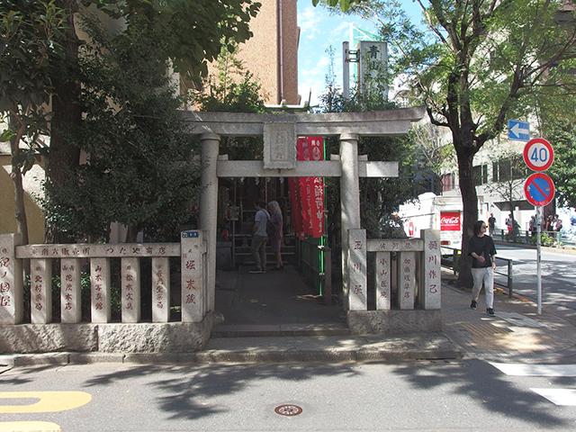 大松稲荷神社写真