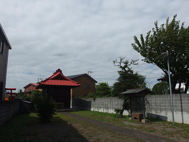 日枝神社(大和市下鶴間)写真