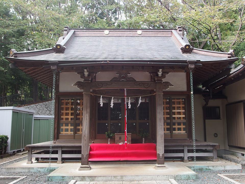 茅ケ崎杉山神社