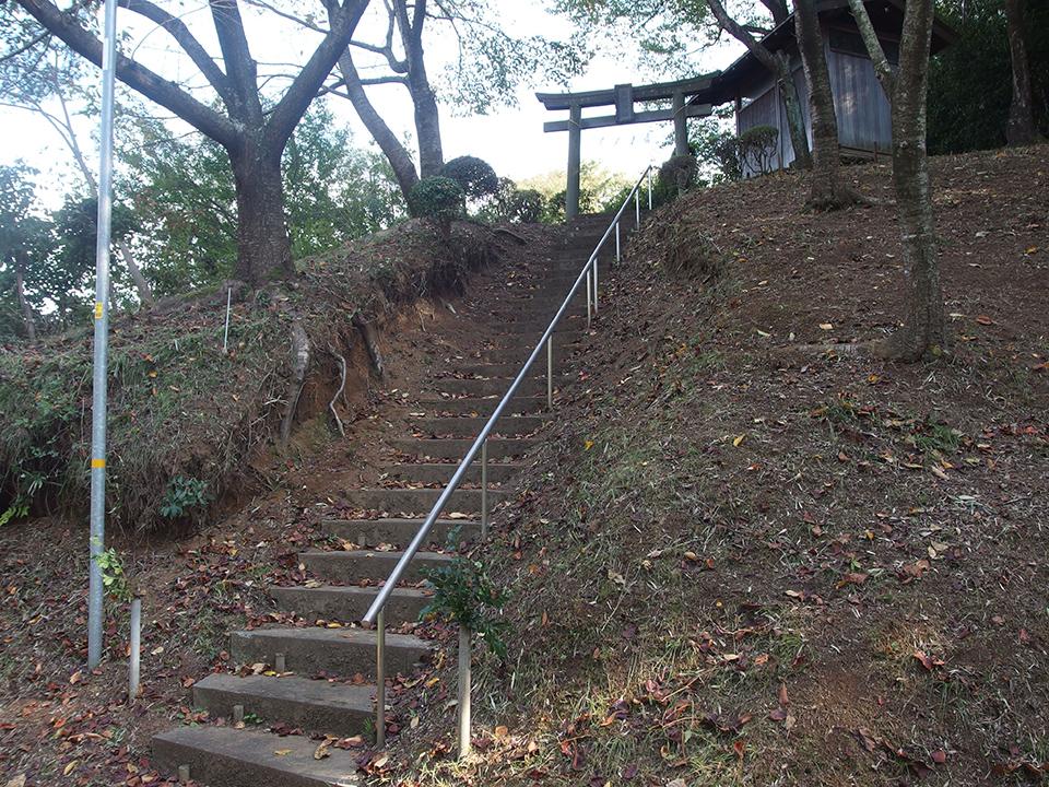 熊野神社(横浜市青葉区荏田町)