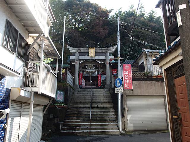 石川町諏訪神社写真