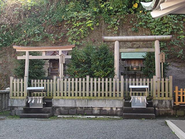 元町嚴島神社写真