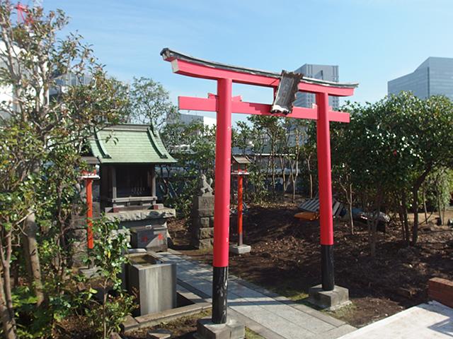 最上稲荷(横浜高島屋屋上)  写真