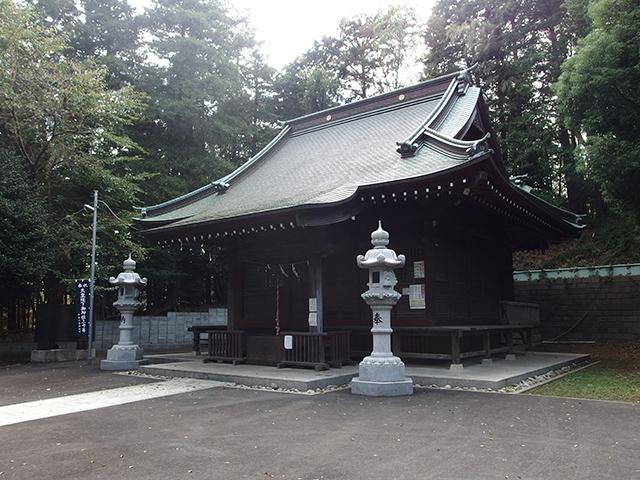 劔神社写真