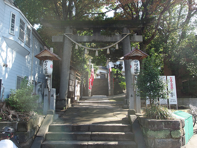 中村八幡宮写真