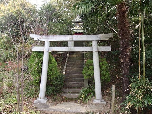 金子稲荷大明神(川崎市麻生区王禅寺)写真