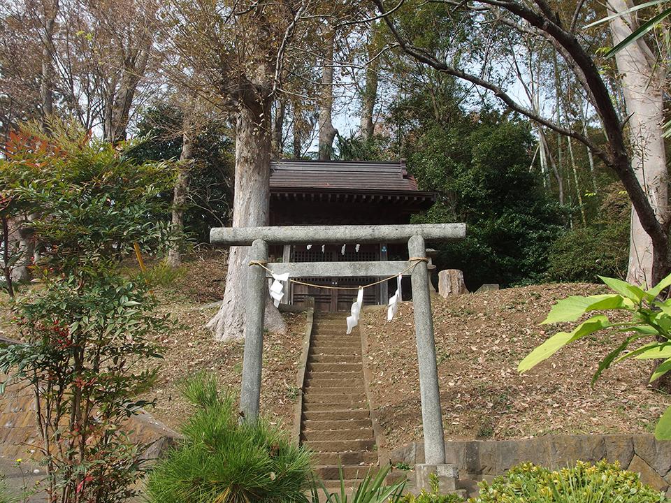 神明社(川崎市麻生区王禅寺東)