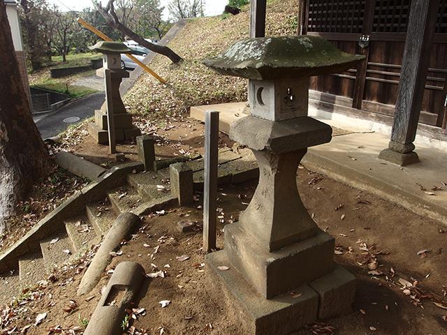 神明社(川崎市麻生区王禅寺東)写真
